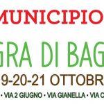 Milano. Sagra di Baggio 2018 il 19, 20 e 21 ottobre