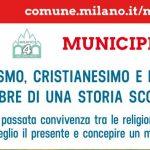 Il Municipio 4 diventa crocevia tra mondo ebraico, Cristianesimo e Islam