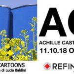 Ottobre, mese di grandi eventi al Refin Studio di Milano