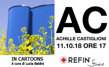 Eventi di ottobre al Refin Studio Milano