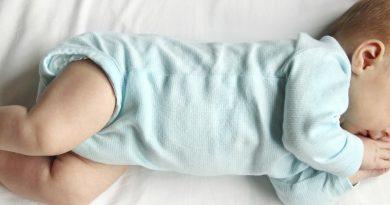 neonato di un mese e mezzo
