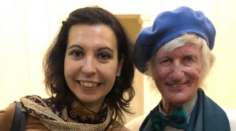 Ariedo Lorenzone e Milena Quercioli