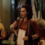 Premio Artista dell'anno Cristoforo Colombo sezione Arti Visive a Milena Quercioli