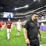 Gattuso ci sarà nel derby