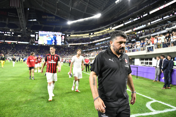Gattuso Milan in zona Champions