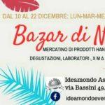Il Bazar di Natale arriva dal 10 dicembre a Milano