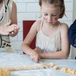 Milano pasta family: i bambini diventano pastai