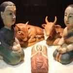 Mostra di Presepi a Milano a cura dei frati Cappuccini Missionari