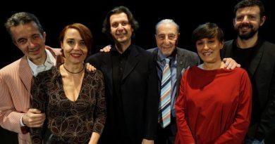Spettacolo al Teatro Delfino