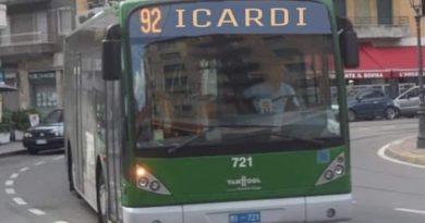 Milano linea 92 - passeggero pretende 100 euro dall'autista