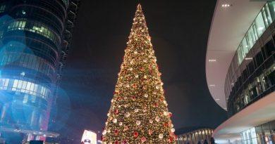Albero di Natale Gae Aulenti