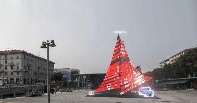 Albero di Natale smart