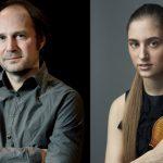 Il duo Bonaita-Rebaudengo li 13 gennaio 2019 allo Spazio Teatro 89