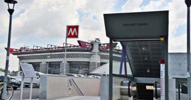 M5 Stazione San Siro Stadio