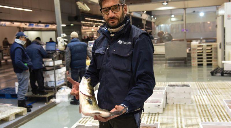 Mercato Ittico di Milano