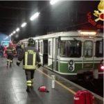 Milano. Sassi contro i treni della metro: presi due ragazzini italiani