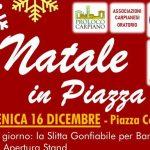 Natale in piazza a Carpiano il 16 dicembre