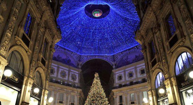 Natale nei quartieri di Milano