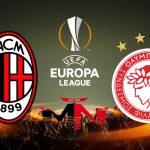 Olympiakos-Milan: ai rossoneri vanno bene tre risultati su tre