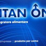 Milano disfunzioni sessuali: come risolvere con Titan One integratore alimentare