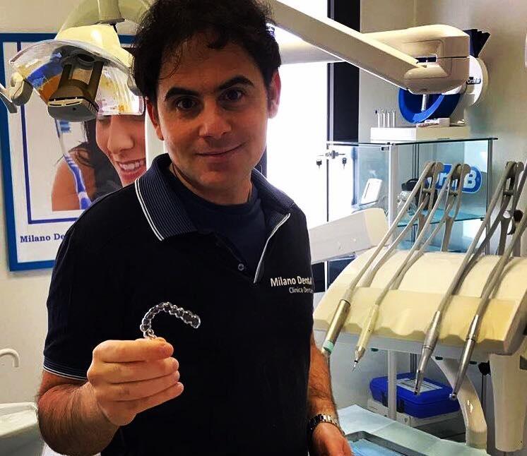 Salvatore Depetro dentista Milano