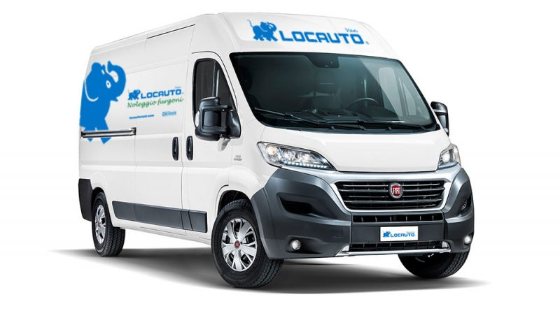 Noleggio furgoni a Milano: le offerte flessibili di Locauto