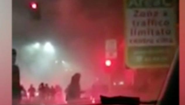 scontri nei pressi di San Siro morto Daniele Belardinelli