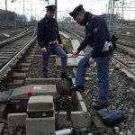 Trentenne sorpreso a rubare rame dalla Polfer di Milano Centrale