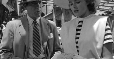 Cappello alla Bogart