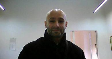 Tassista Eugenio Fumagalli