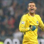 Handanovic decisivo con due miracoli, Inter-Sassuolo 0-0