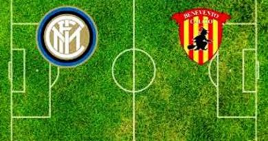 Inter batte Benevento