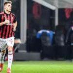 Piatek esordisce nel Milan ma finisce pari con il Napoli
