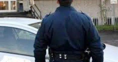 guardia giurata ferisce ladro