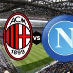 La sfida tra Milan e Napoli è davvero complicata per i rossoneri