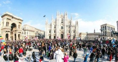 Carnevale 2019 a Milano