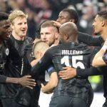 Eintracht Francoforte: già venduti tutti i biglietti