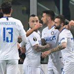 Inter super senza Icardi: passa agli ottavi di Europa League
