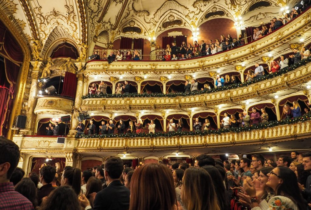 Milano teatro della Scala