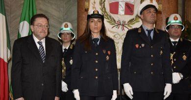 Onorificenze Polizia locale di Milano