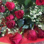 San Valentino a Milano: venduti 6 mila mazzi di rose rosse