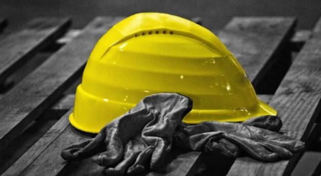 quarantenne morto sul lavoro