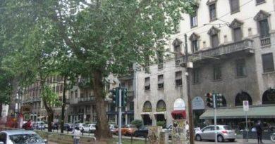 svaligiato un appartamento in viale Piave
