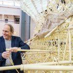 Per la prima volta nel nostro Paese le opere dell'artista olandese Theo Jansen