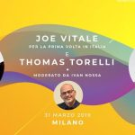 Il workshop dello scrittore Joe Vitale