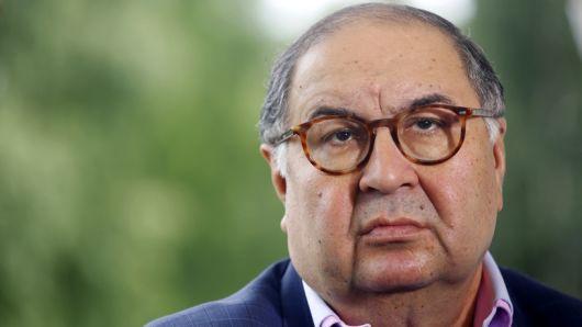 Milan in vendita Alisher Usmanov