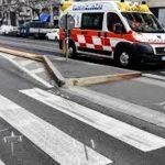 Pirata della strada a Buccinasco investe 5 persone