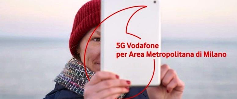 Sperimentazione 5G a Milano