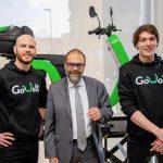 Scooter in condivisione: GoVolt è il quinto operatore