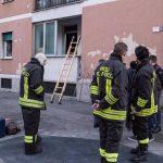 Settantenne morto carbonizzato in via val Lagarina